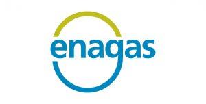 Logotipo de enagas
